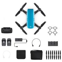Квадрокоптер DJI SPARK Fly More Combo (Sky Blue) картинка