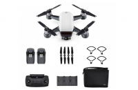 Квадрокоптер DJI SPARK Fly More Combo (White) картинка