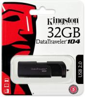 USB 2.0 Kingston  DataTraveler 32GB картинка