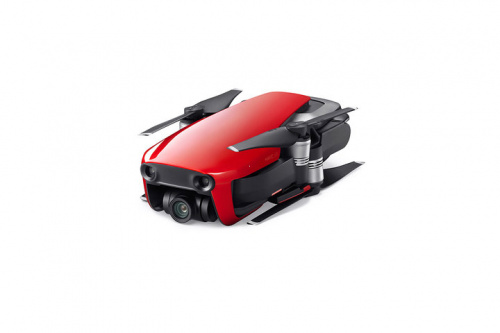 Квадрокоптер DJI Mavic Air Fly More Combo (Flame Red) картинка