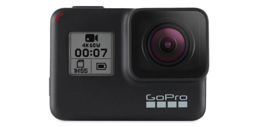 Экшн-камера GoPro HERO7 Black Edition (CHDHX-701-RW) картинка